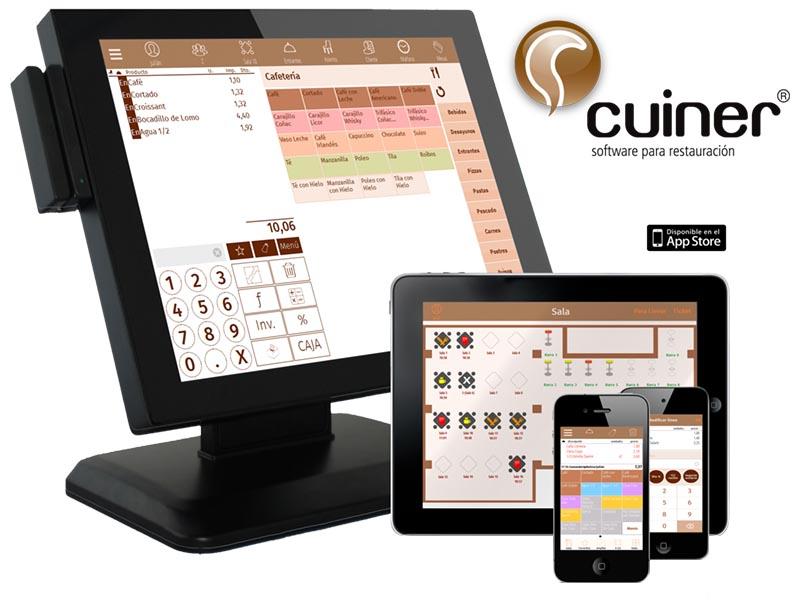 software de restauración en Madrid Arentia Informatica Cuiner 5.5