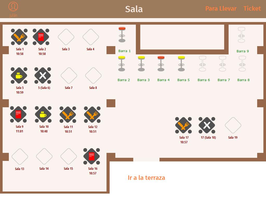 Programas para TPV | Arentia Informática | Hostelería en España