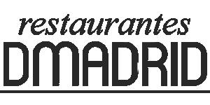 Logotipo-dmadrid ¡Nueva apertura! Restaurante D'Madrid, tradición, calidad y buenas brasas.