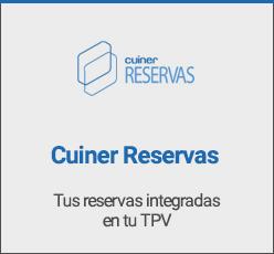 Cuiner Reservas