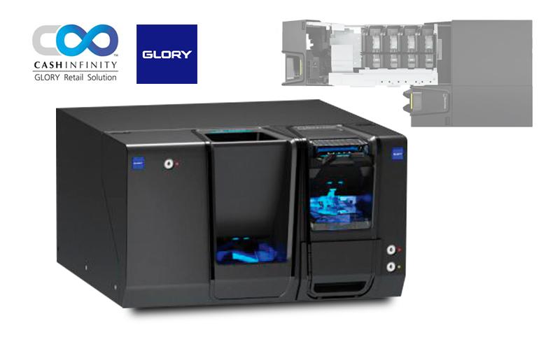 Glory CI-5 de Cash Infinity